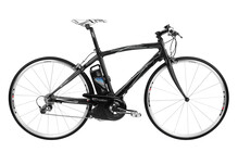 BH Bikes Carbon E-Bike wit/zwart